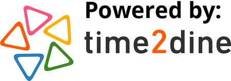 Powered by time2dine